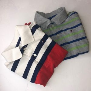 Boys 2pc. Tommy Hilfiger size extra small (4-5)